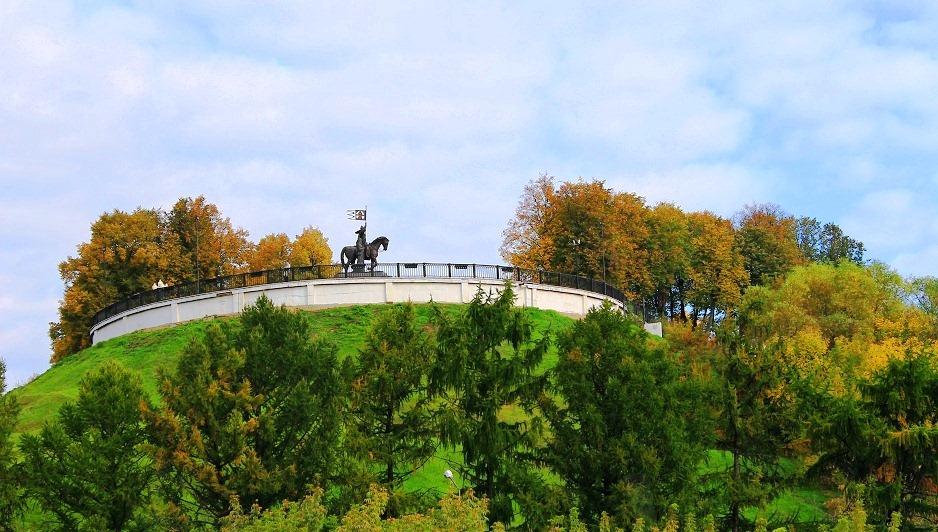парк пушкина во владимире место для знакомств